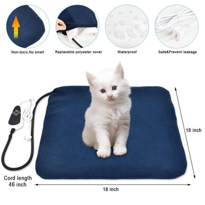 heating pad for cats with arthritis